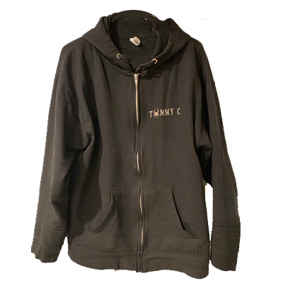 Tommy C & the Black Widow Grease Band - Hoodie